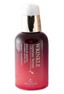 Сыворотка разглаживающая морщины с женьшенем THE SKIN HOUSE Wrinkle supreme serum 50 мл: фото