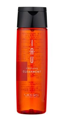 Аромашампунь освежающий для нормальной кожи головы Lebel IAU Cleansing Clearment 200мл: фото