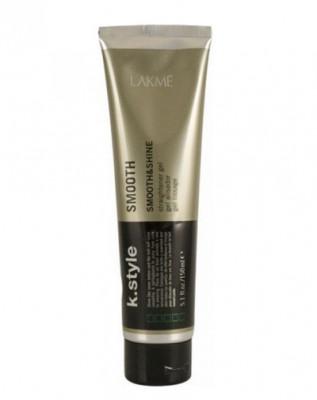 Гель выпрямляющий для укладки волос LAKMÉ SMOOTH 150 мл: фото