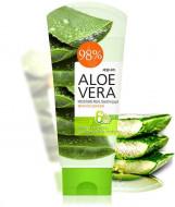 Гель для тела успокаивающий Welcos Aloe vera Moisture Real Soothing Gel 150мл: фото