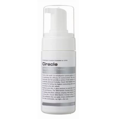 Пенка для чувствительной кожи Ciracle Mild Bubble Cleanser 100мл: фото