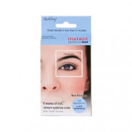 Краска-хна в капсулах для бровей Godefroy Eyebrow Tint Natural Black набор 15 капсул черная: фото