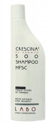 Шампунь для стимуляции роста волос для женщин Crescina 500 150 мл: фото