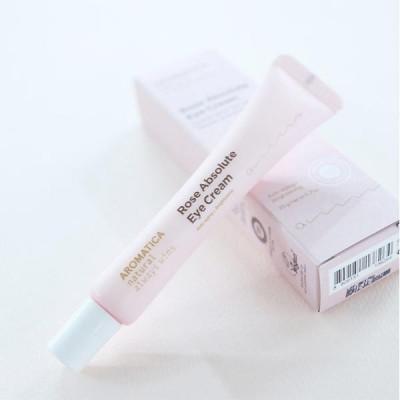 Крем для кожи вокруг глаз с экстрактом розы AROMATICA Rose Absolute Eye Cream 20г: фото