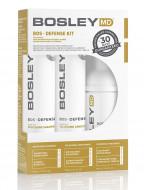 Система для предотвращения истончения и выпадения волос BosDefense Color Safe 30 Day Kit 2*150мл + 100мл: фото