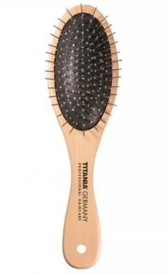Щетка массажная деревянная большая Titania: фото