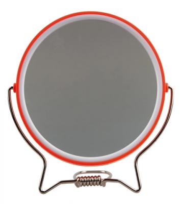 Зеркало двустороннее настольное Titania 130 мм: фото