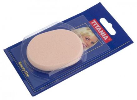 Губка макияжная овальная: фото